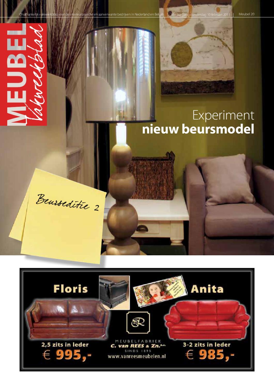Meubel 10 feb 2011 by uitgeverij lakerveld bv   issuu