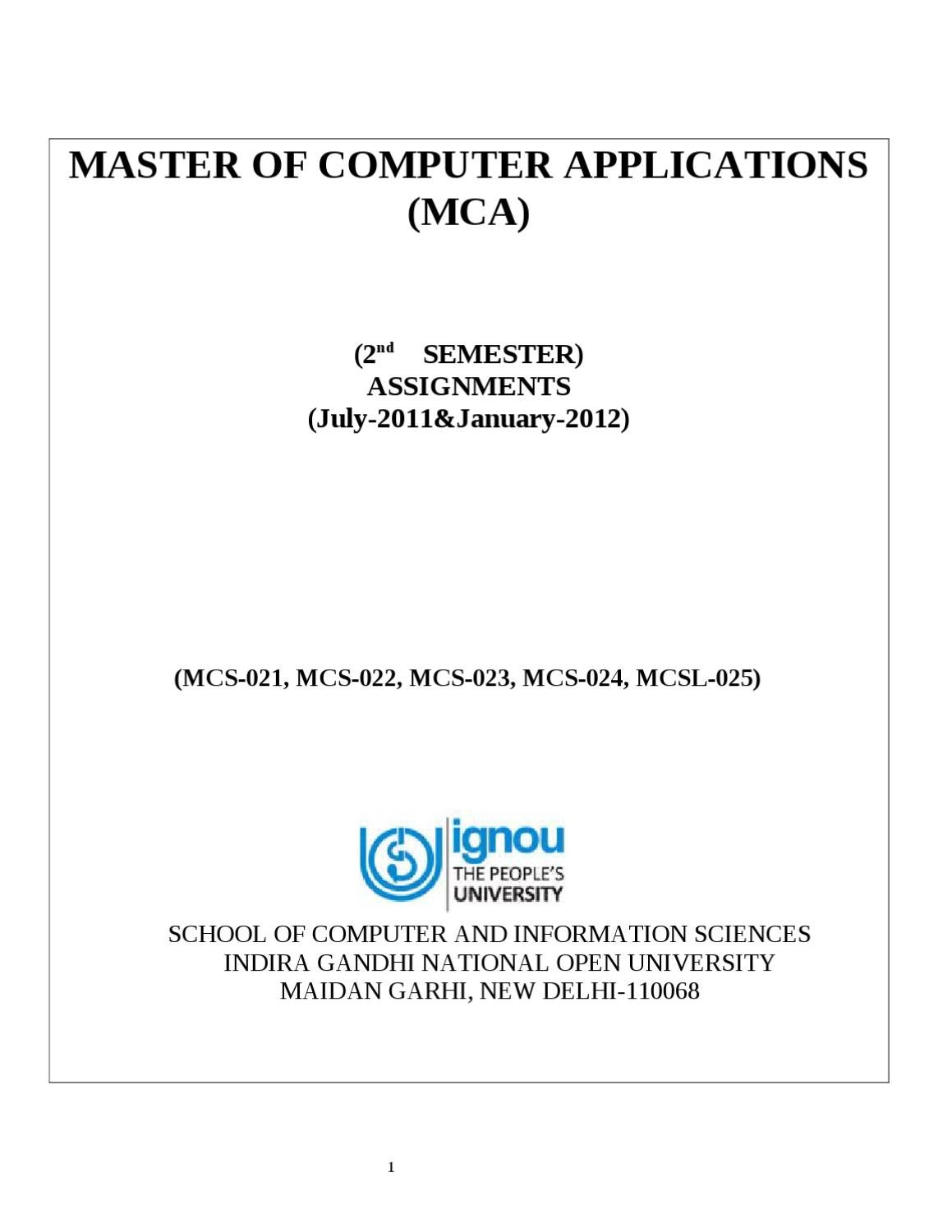 ignou assignment cover page design cover page ignou project scribd