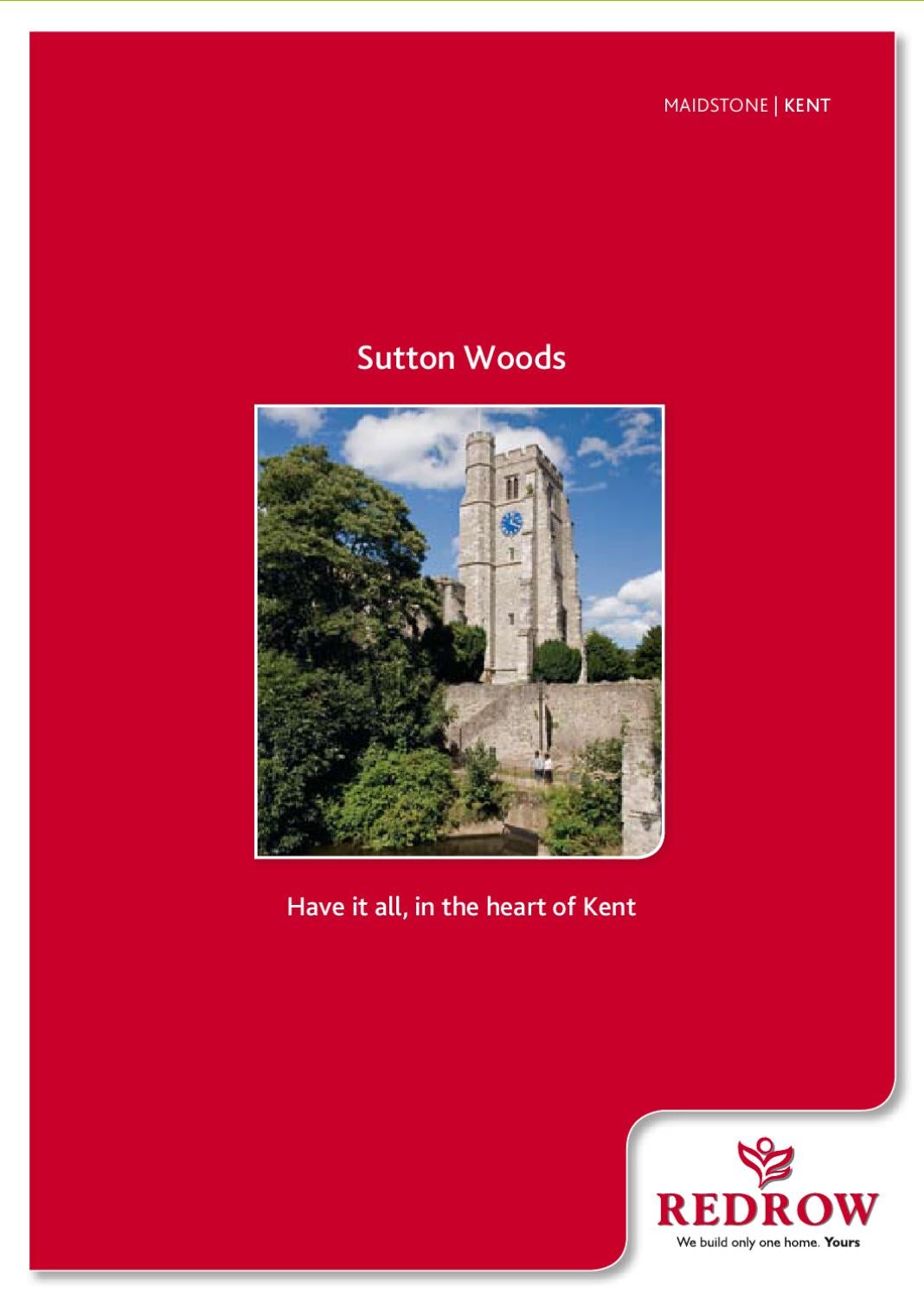 sutton woods redrow homes by issuu