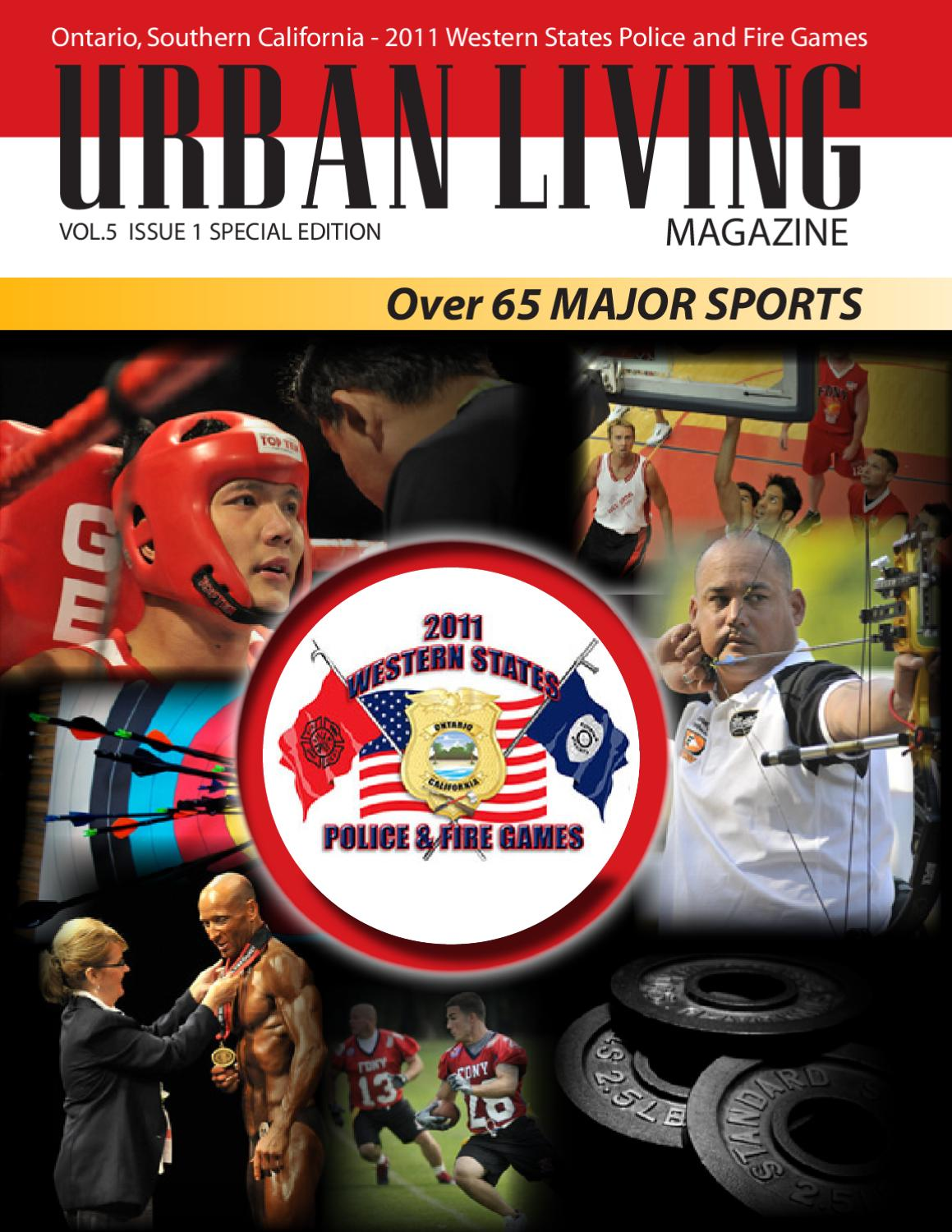 Urban Living Magazine Spring 2011 By Christina Cardenas Issuu