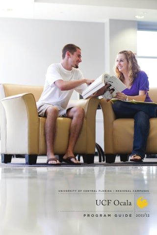 UCF Ocala Program Guide 2011-2012