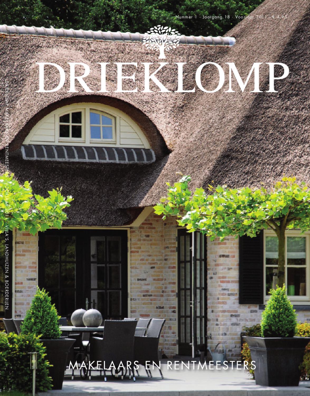 Drieklomp magazine voorjaar 2011 by goes en roos   issuu