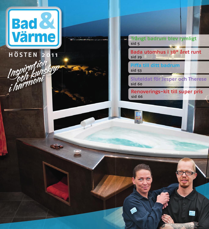 Bad och Värme by KW reklam - issuu