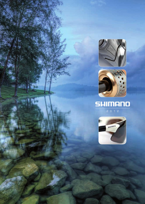 shimano catalogue 2012 english by shimano europe fishing holding, Fishing Reels