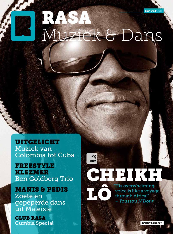RASA Muziek en Dans sept-okt 2011 by RASA - issuu