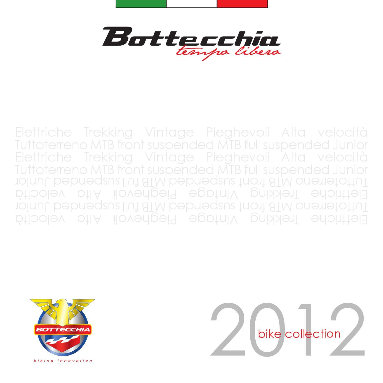 bottecchia tempo libero 2012 by gusella adv