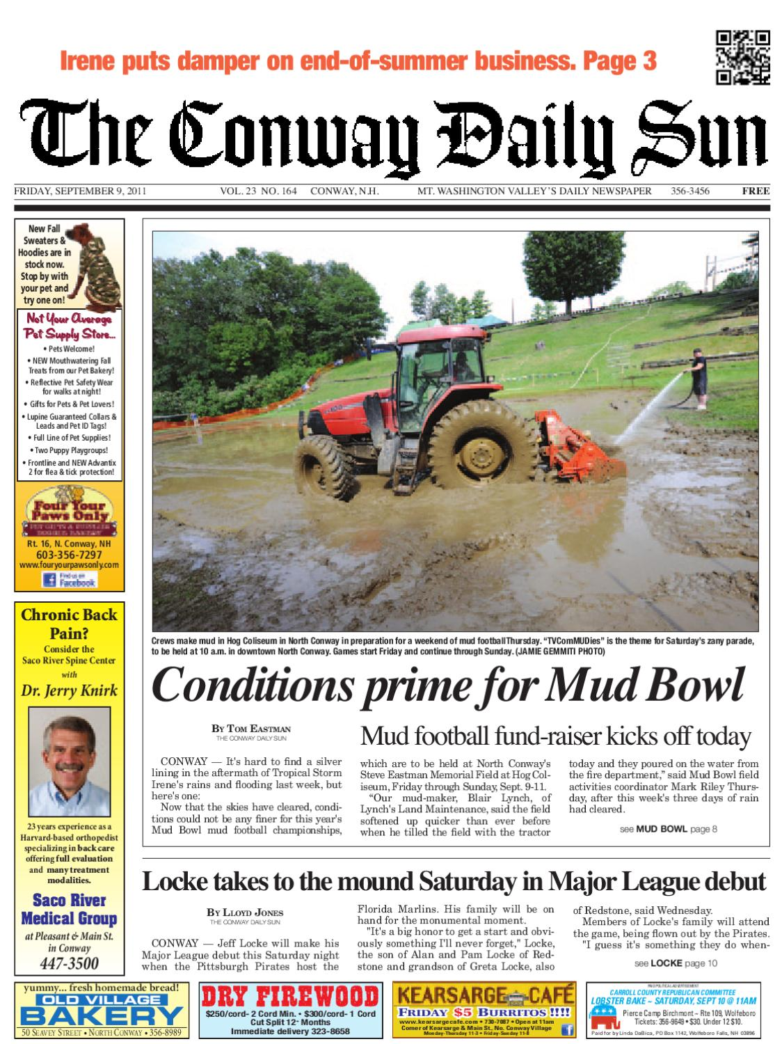 The Conway Daily Sun Friday September 16 2011 Issuu 5970405