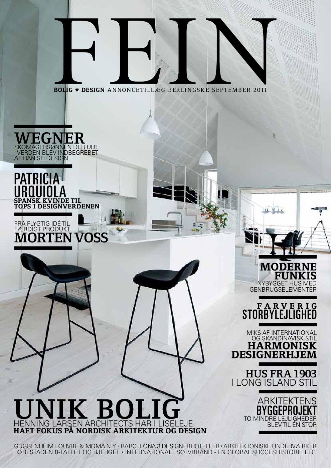 Fein september by jesper bach   issuu