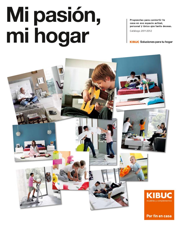 Cat logo general kibuc 2011 2012 by kibuc issuu - Muebles rey logrono ...