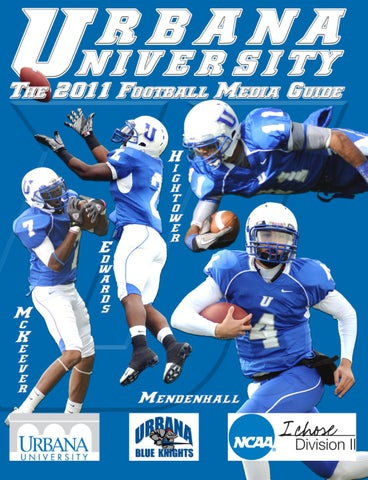 ISSUU - Urbana University Football Media Guide by Urbana ...