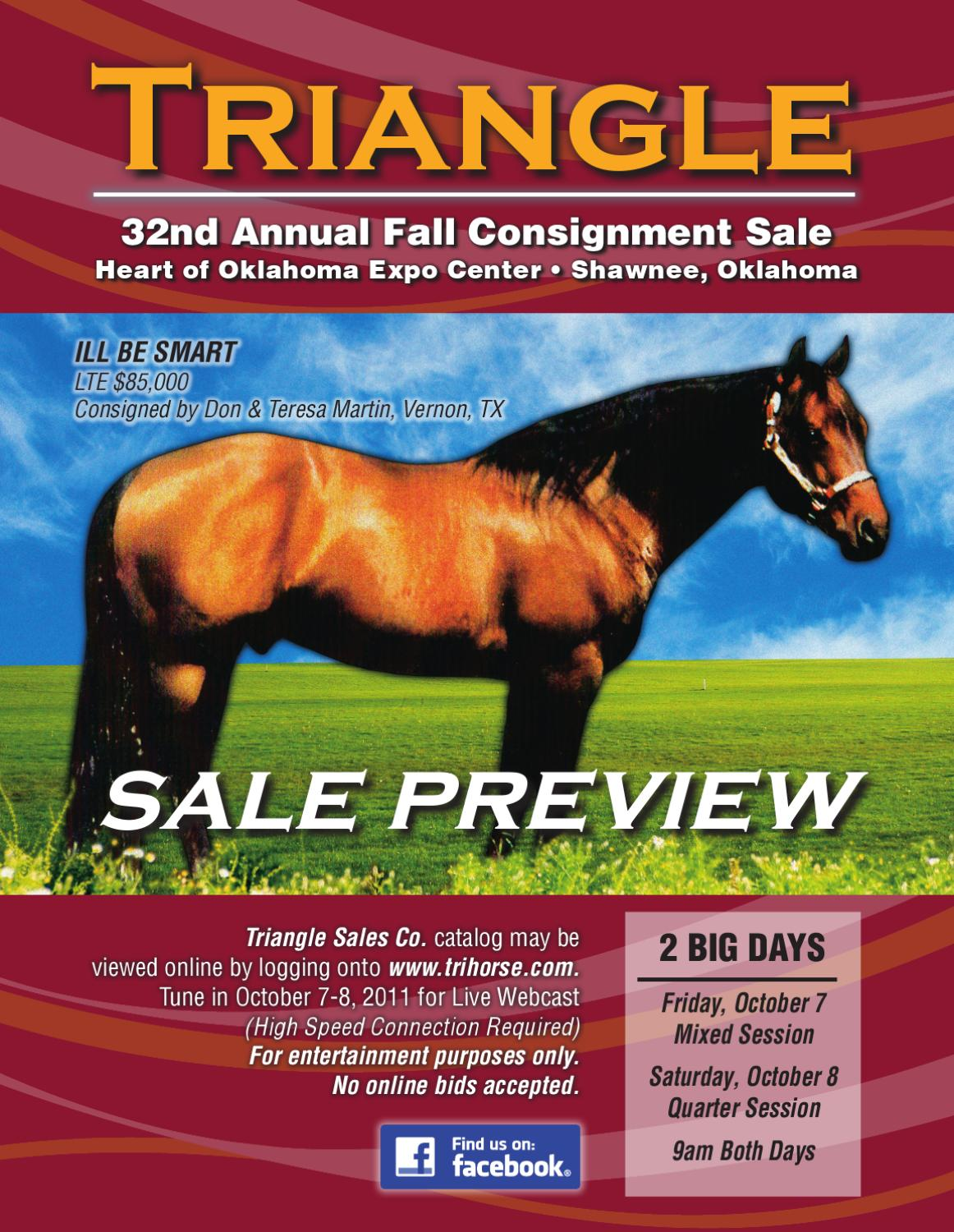 Triangle 32nd Annual Fall Consignment Preview By Triangle