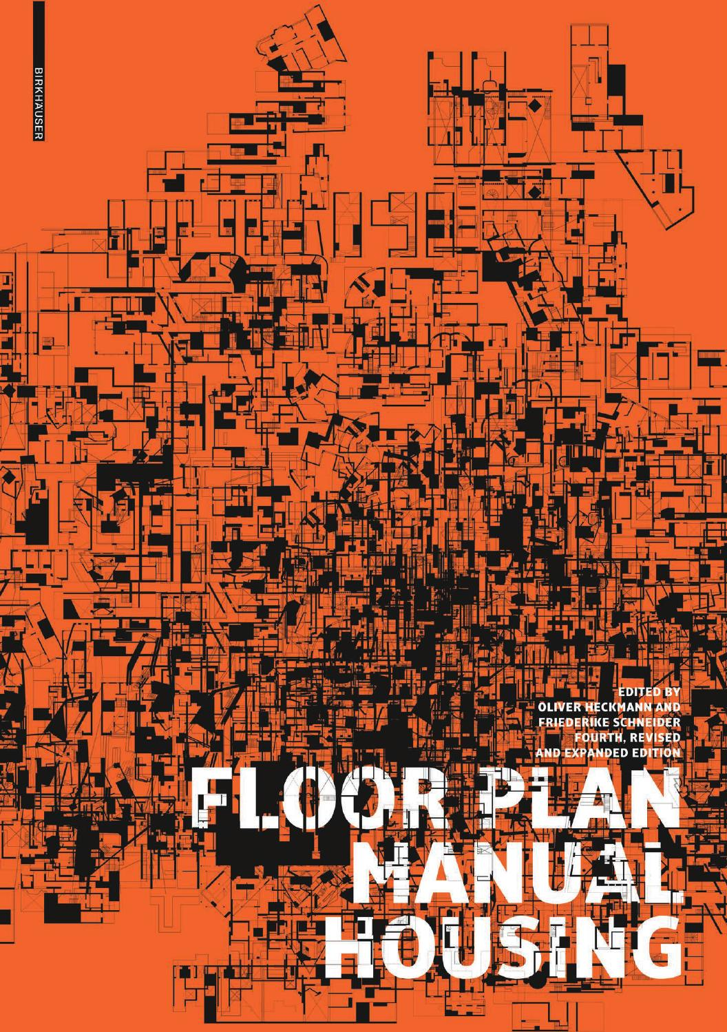 Floor Plan Manual Housing by Birkhäuser   issuu