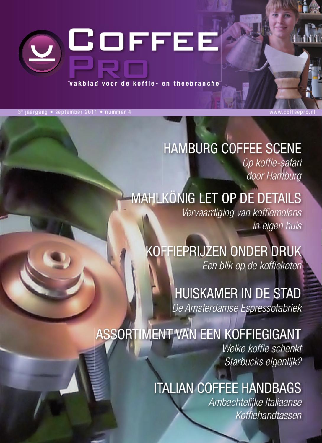 Coffeepro 2011/4 by paul verbunt   issuu