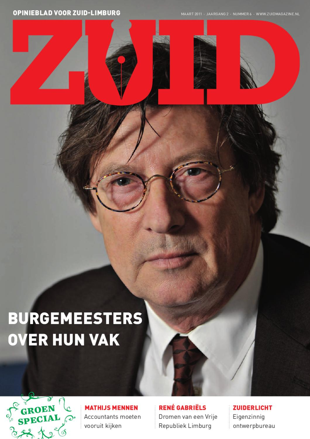 Zuid November 2010 by Zuid Media Groep - issuu
