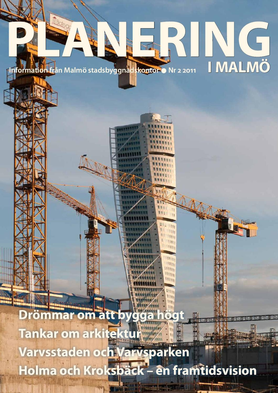 Planering i malmö 2015 nr 1 by malmö stadsbyggnadskontor   issuu