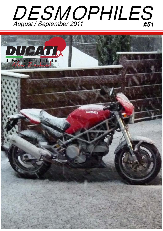 Ducati Club New Zealand