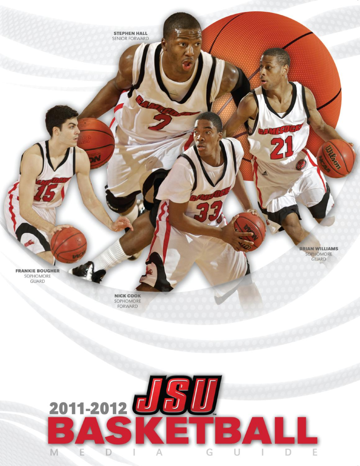 12 jacksonville state men s basketball media guide by jacksonville