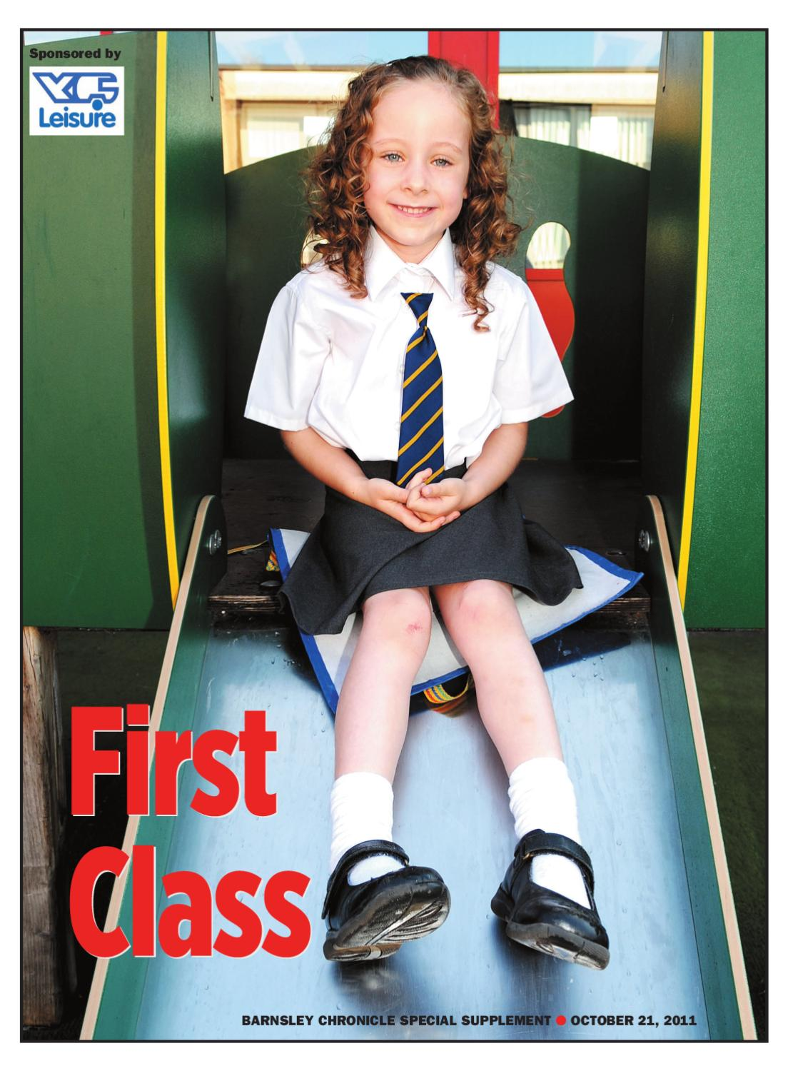 first class   october 21st 2011 by barnsley chronicle   issuu