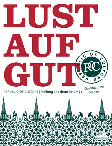 LUST AUF GUT Magazin | Freiburg Nr. 4