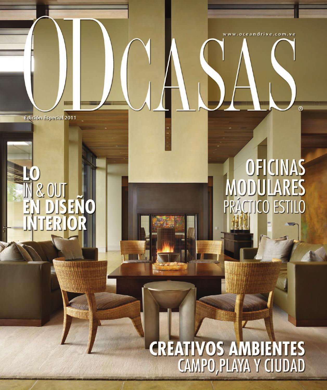 Od casas 3 2011 by grupo editorial shop in 98 c a issuu for Casas de madera shop