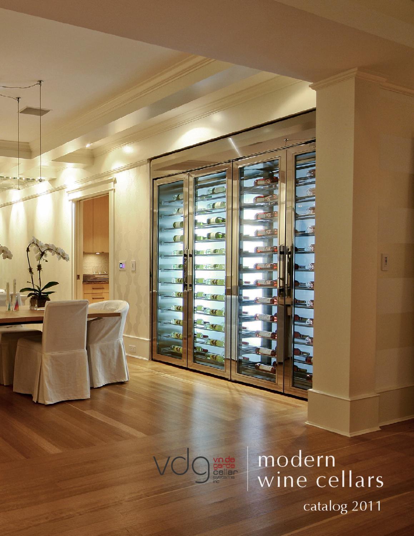 vin de garde 2011 product catalog by vin de garde modern wine cellars issuu. Black Bedroom Furniture Sets. Home Design Ideas