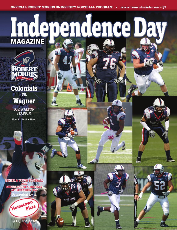independence day magazine 11 12 11 by robert morris university independence day magazine 11 12 11 by robert morris university athletics issuu