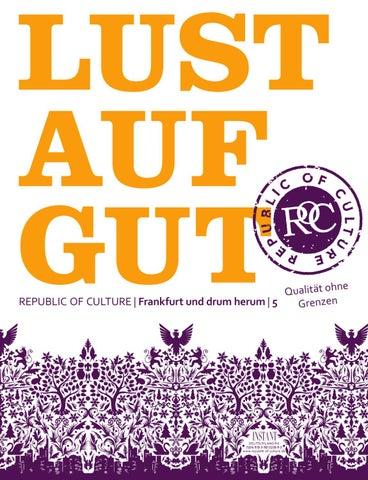 LUST AUF GUT Magazin | Frankfurt Nr. 5