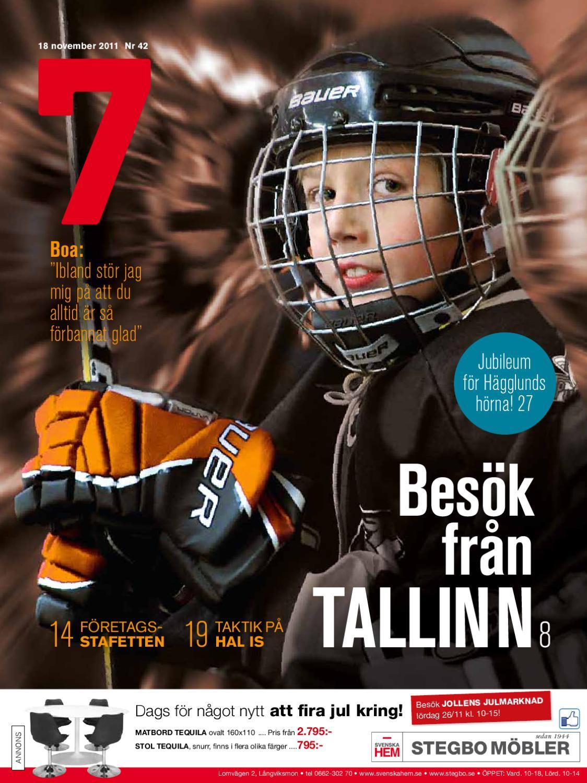 Tidningen 7 nr 42 2011 by 7an Mediapartner - issuu