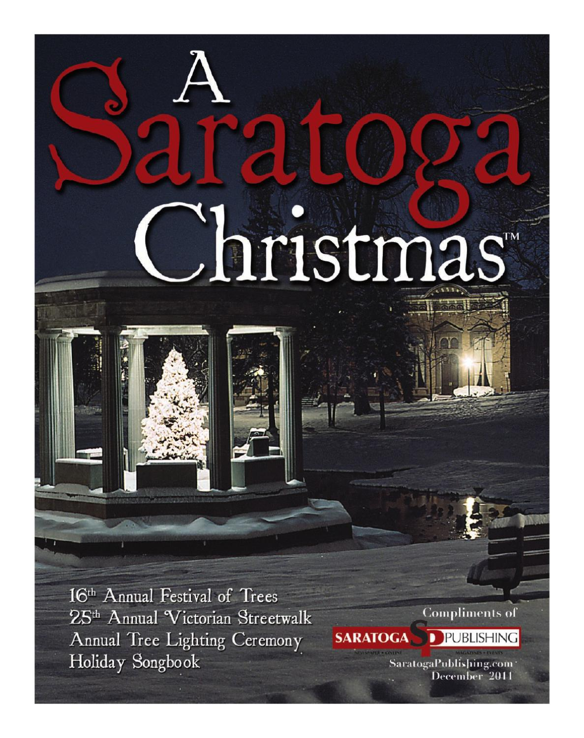 Saratoga christmas by saratoga publishing issuu