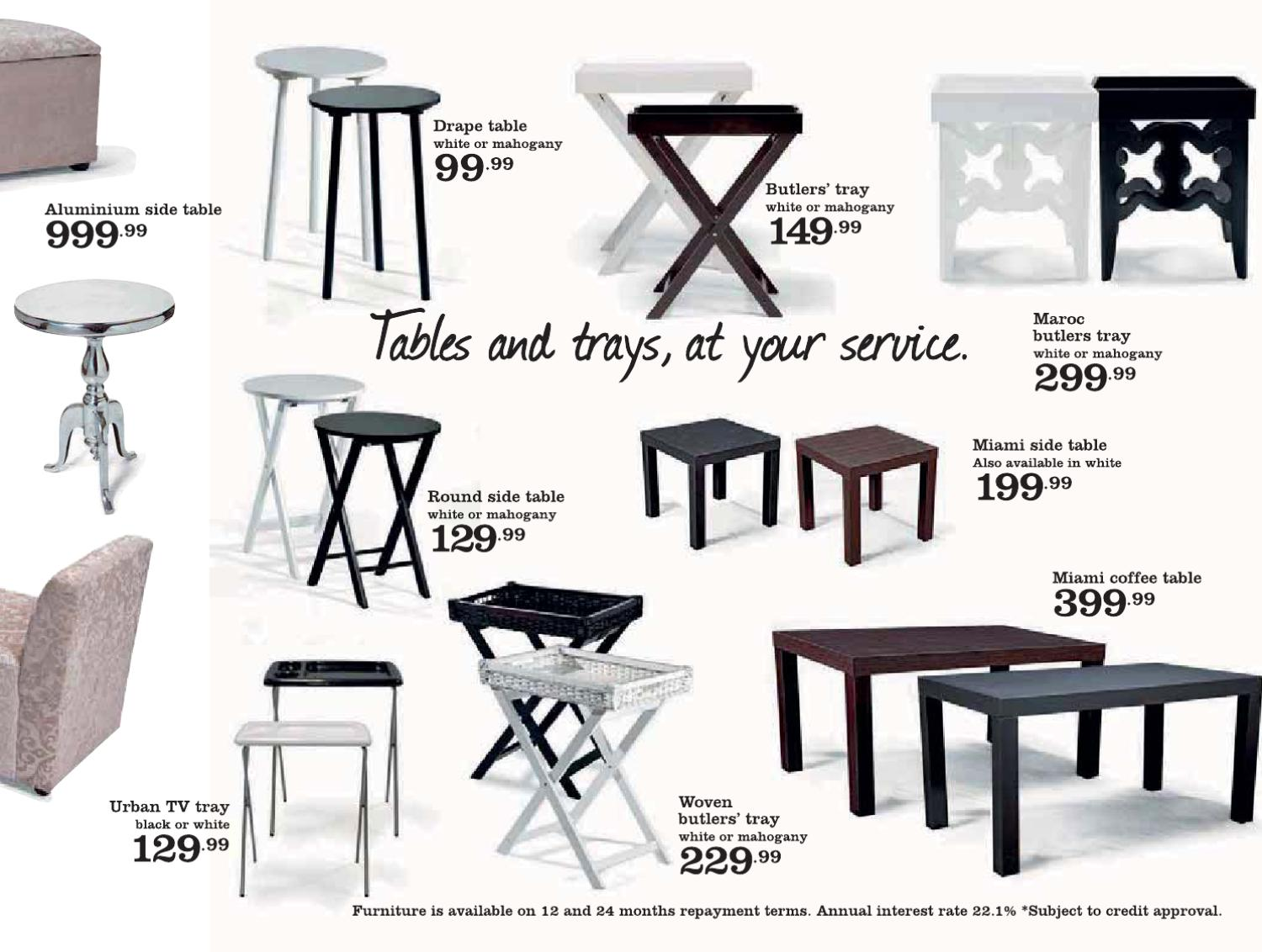 Mr price home furniture catalogue 2011 by mrpg issuu Mr price home furniture catalogue 2011