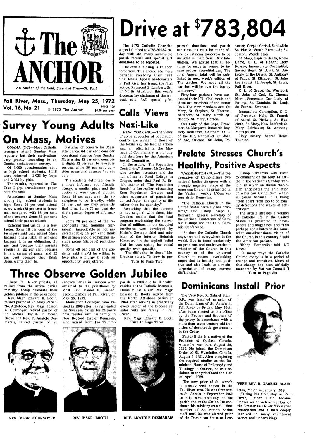 by the anchor issuu