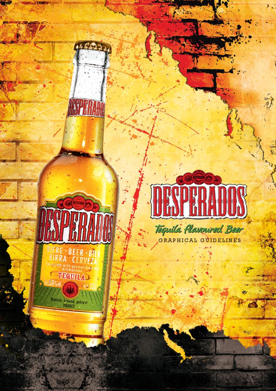 desperados graphical guidelines by 6 1