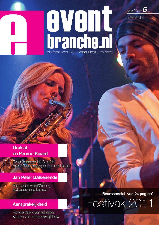 Eventbranche Magazine 5-2011 by Robin van Leeuwen - issuu