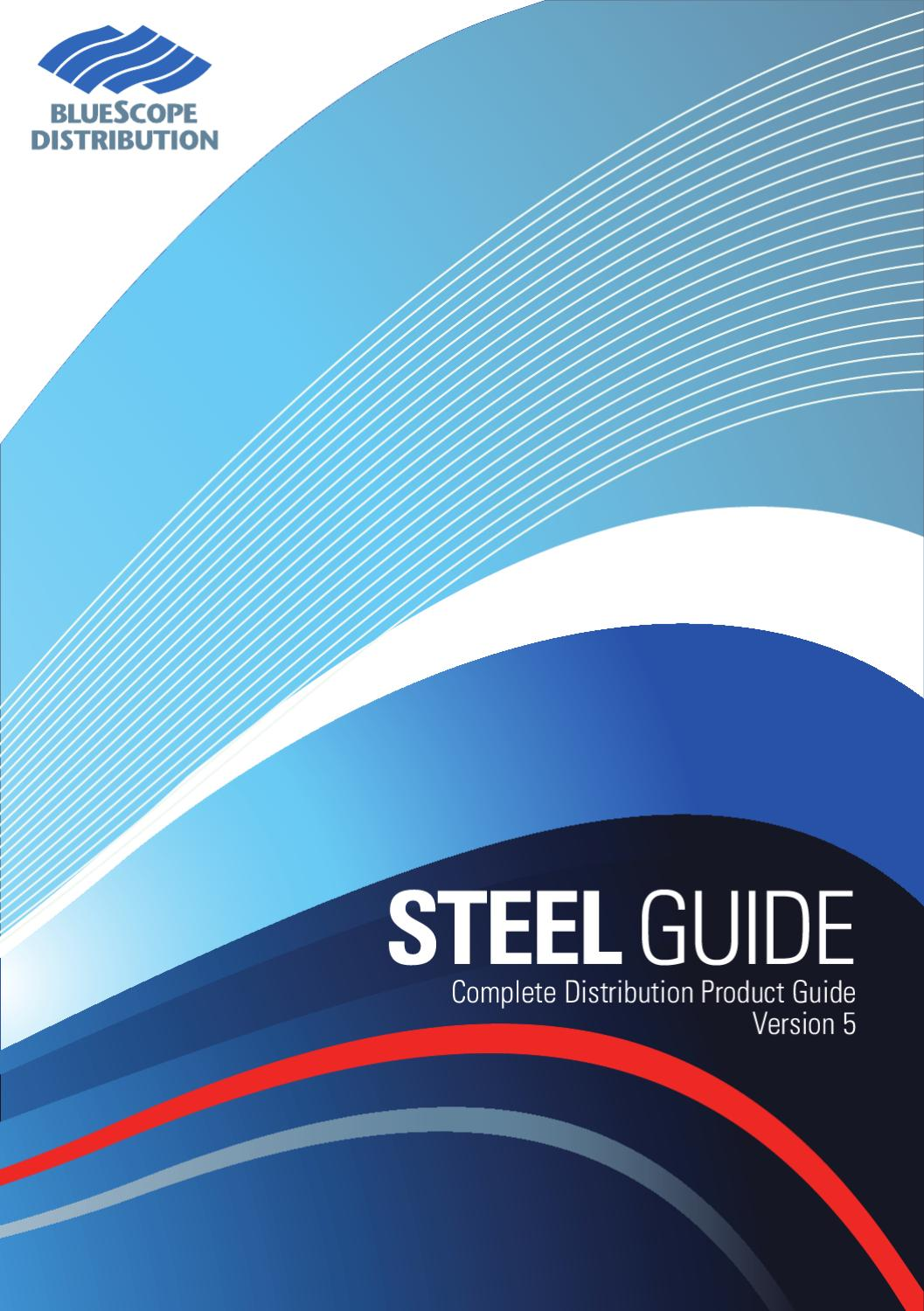 Issuu Bluescope Distribution Steel Guide 2011 By Andrew