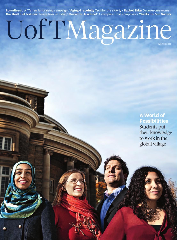 Canada Goose montebello parka sale authentic - U of T Magazine | Winter 2015 by University of Toronto Magazine ...