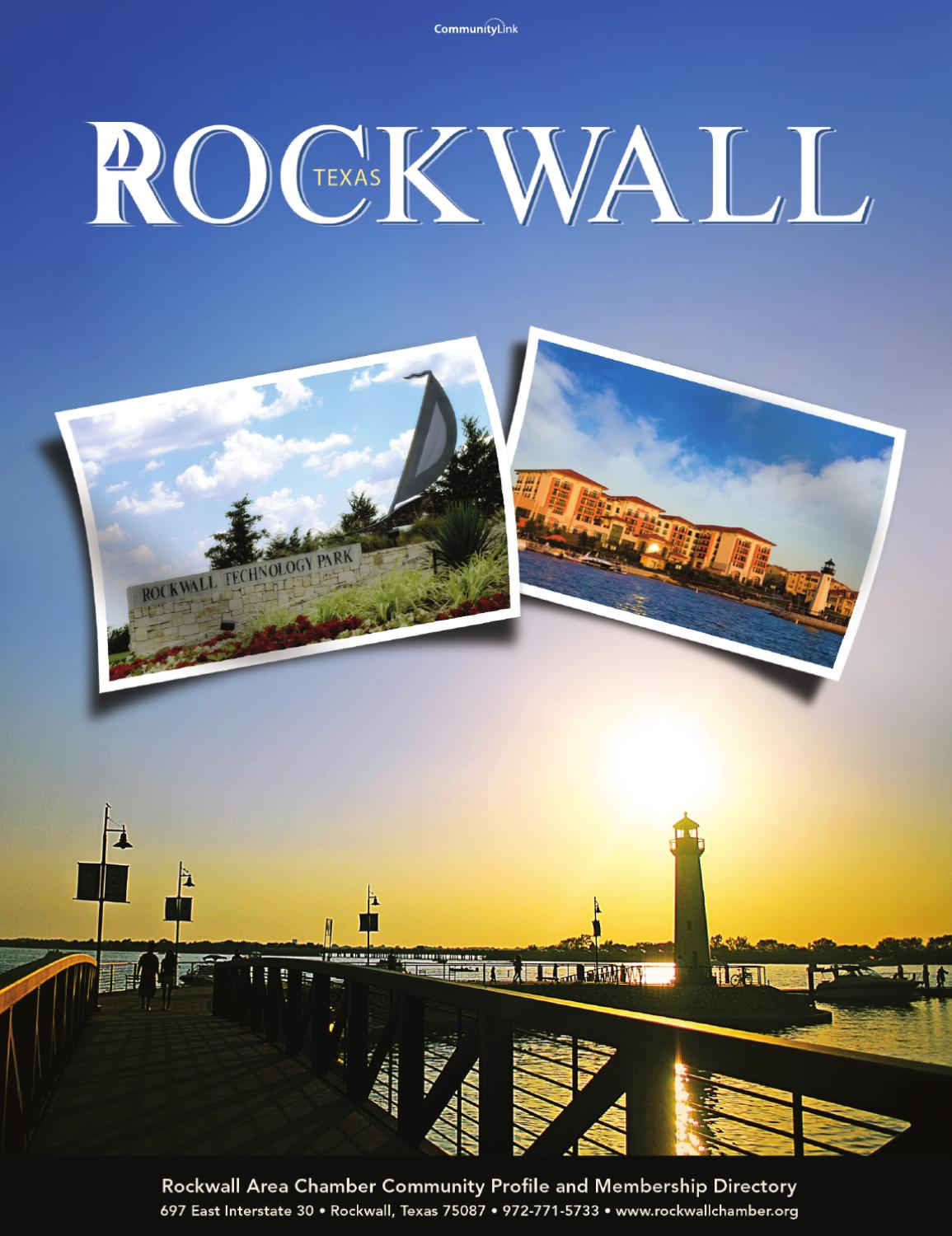 business directory angleton chamber by angleton rockwall tx 2012 community profile and membership directory