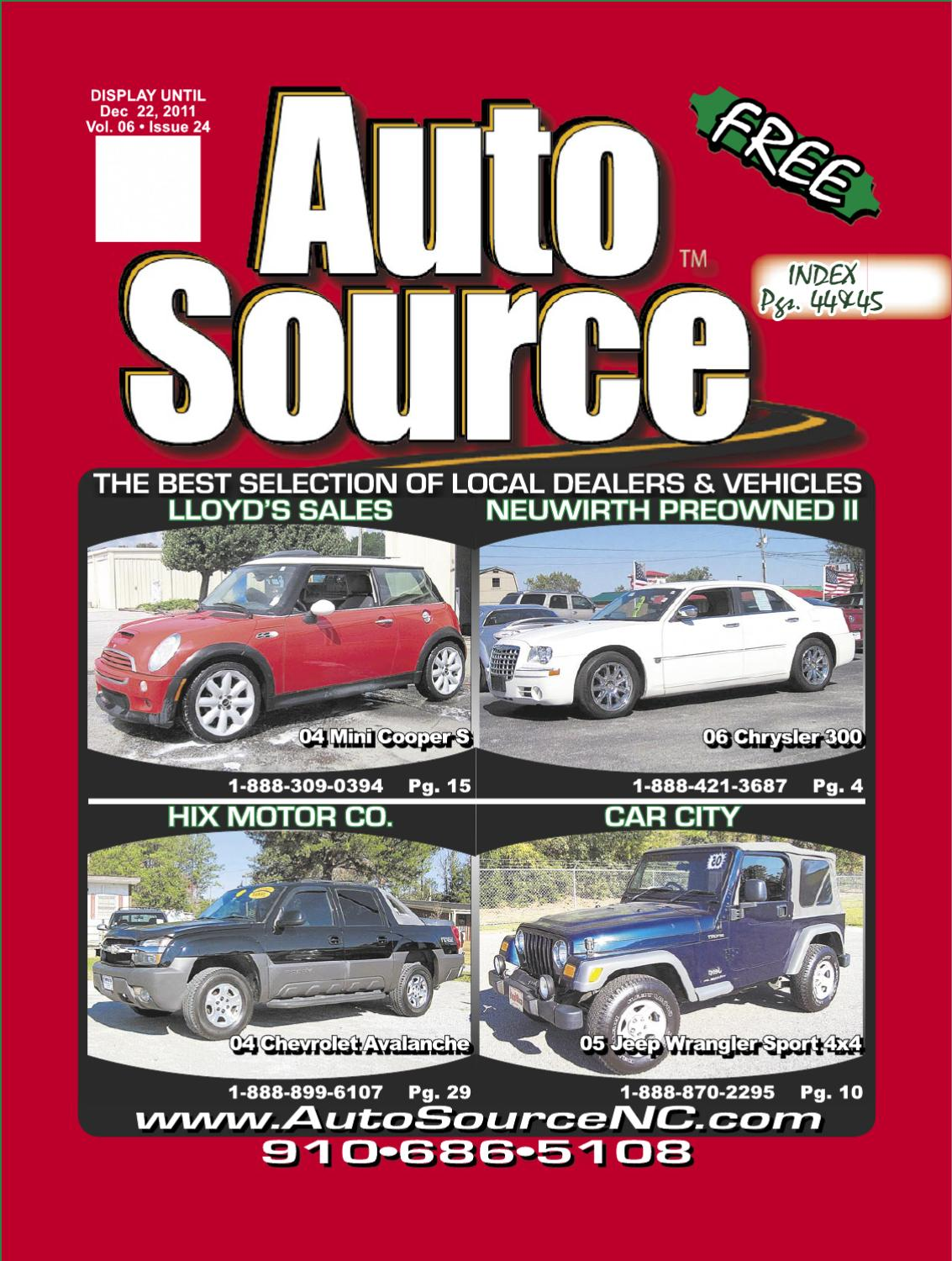 Auto Source Issue 0624 By Auto Source Issuu