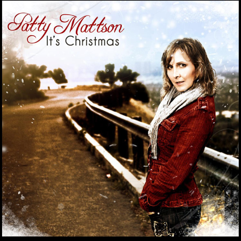 It's Christmas By Patty Mattson
