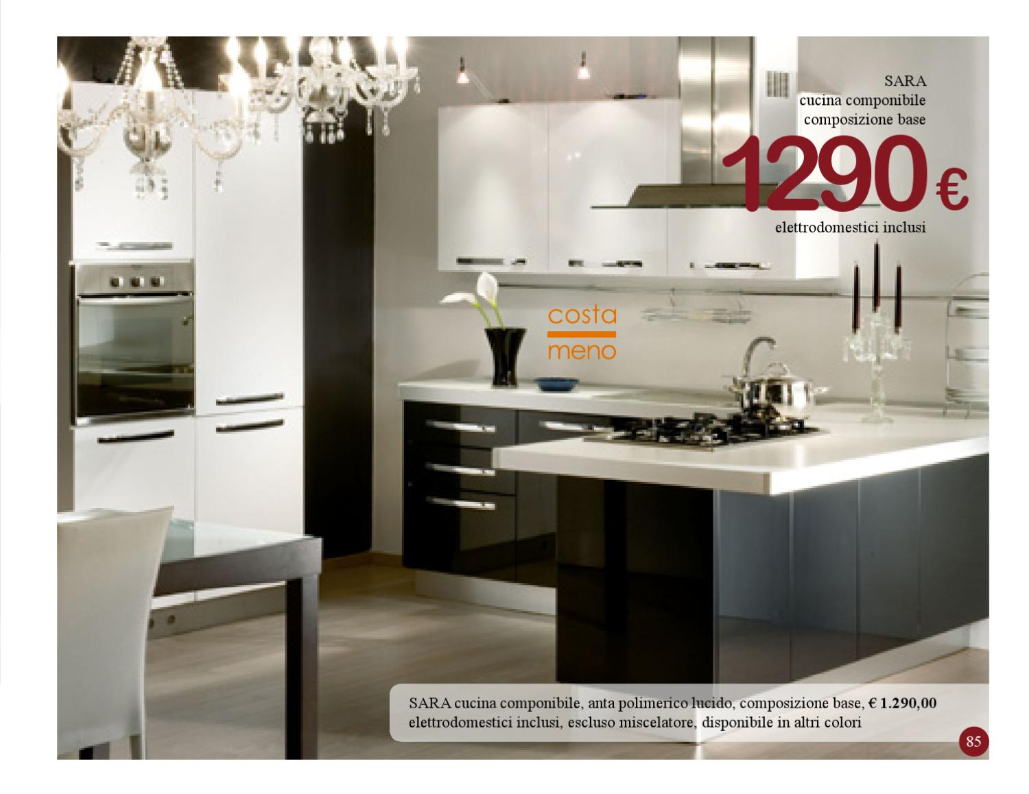 Stunning Semeraro Catalogo Cucine Contemporary - Ideas & Design ...