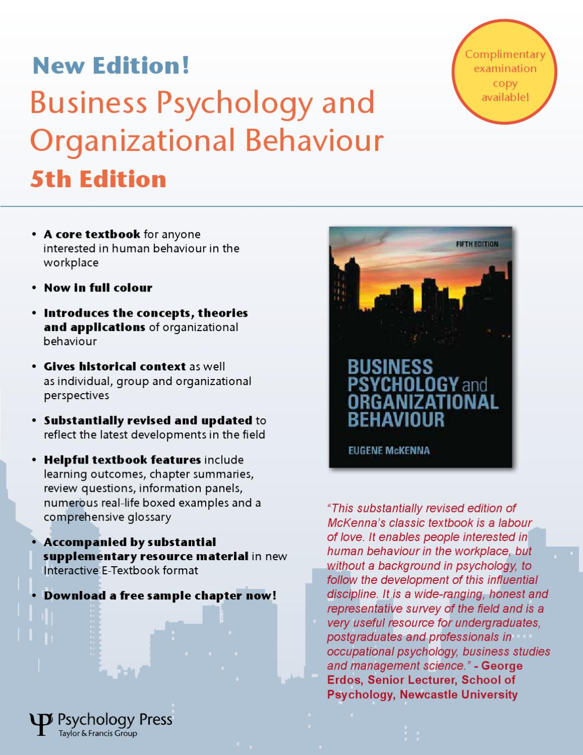 peer reviewed articles on traditional disciplines in organizational behavior Mergers and acquisitions as growth strategic asset in merger and acquisition integration involves in the area of organizational behavior.