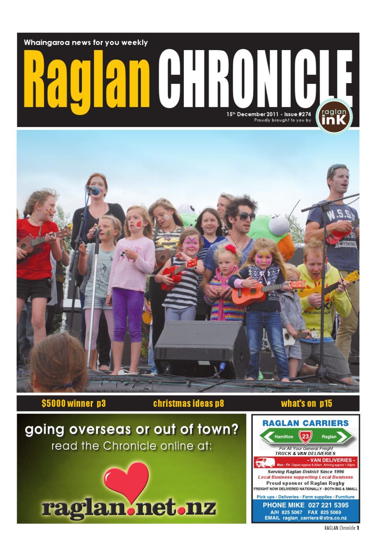 Raglan Chronicle By Raglan Chronicle Issuu