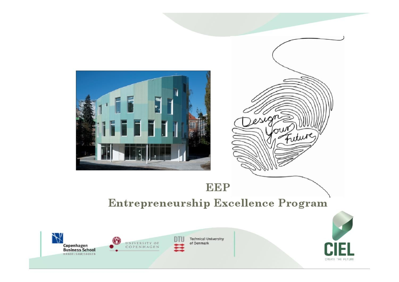 Entrepreneuship Excellence Program
