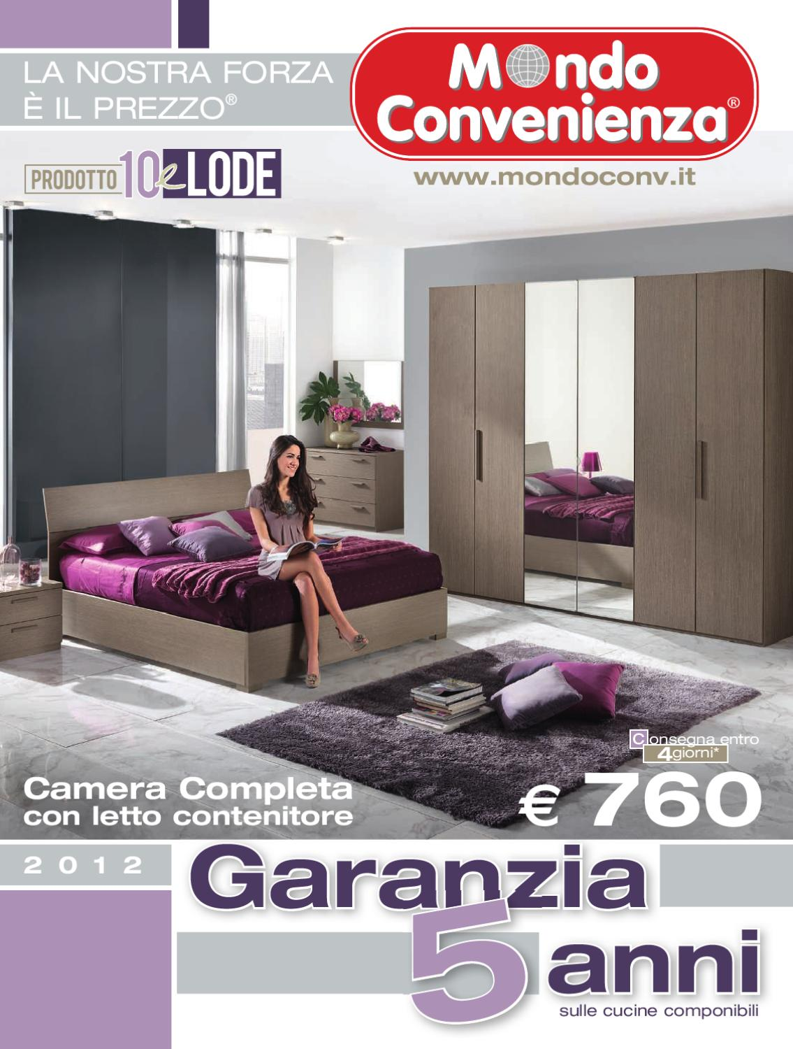 Mondo Convenienza catalogo Generale 2013 by CatalogoPromozioni.com ...