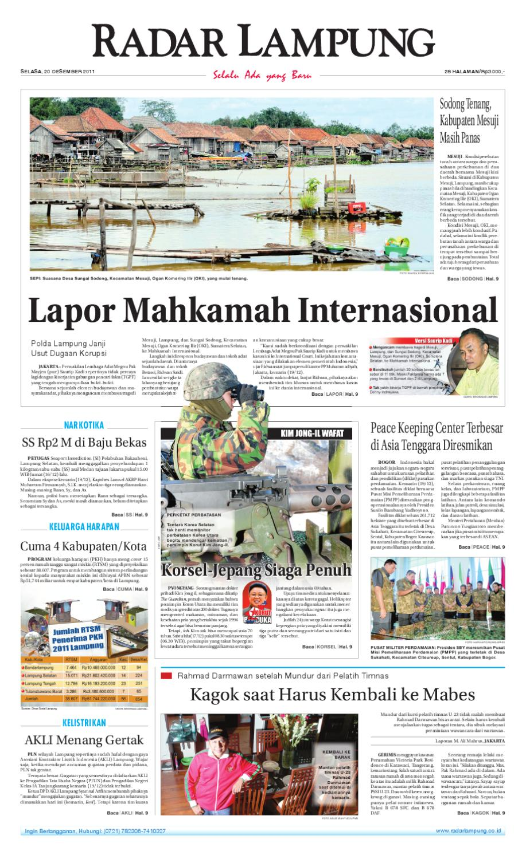 Radar Lampung Selasa By Ayep :: CONTOH TEKS