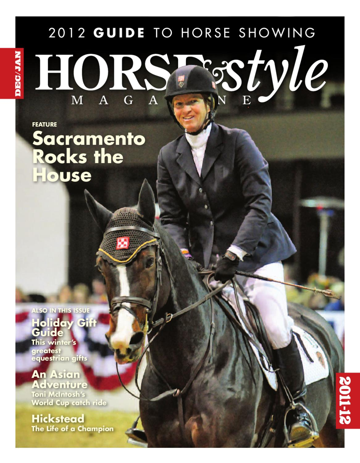 Horse & Style | December/January 2011 | Issue 2 by Horse ...