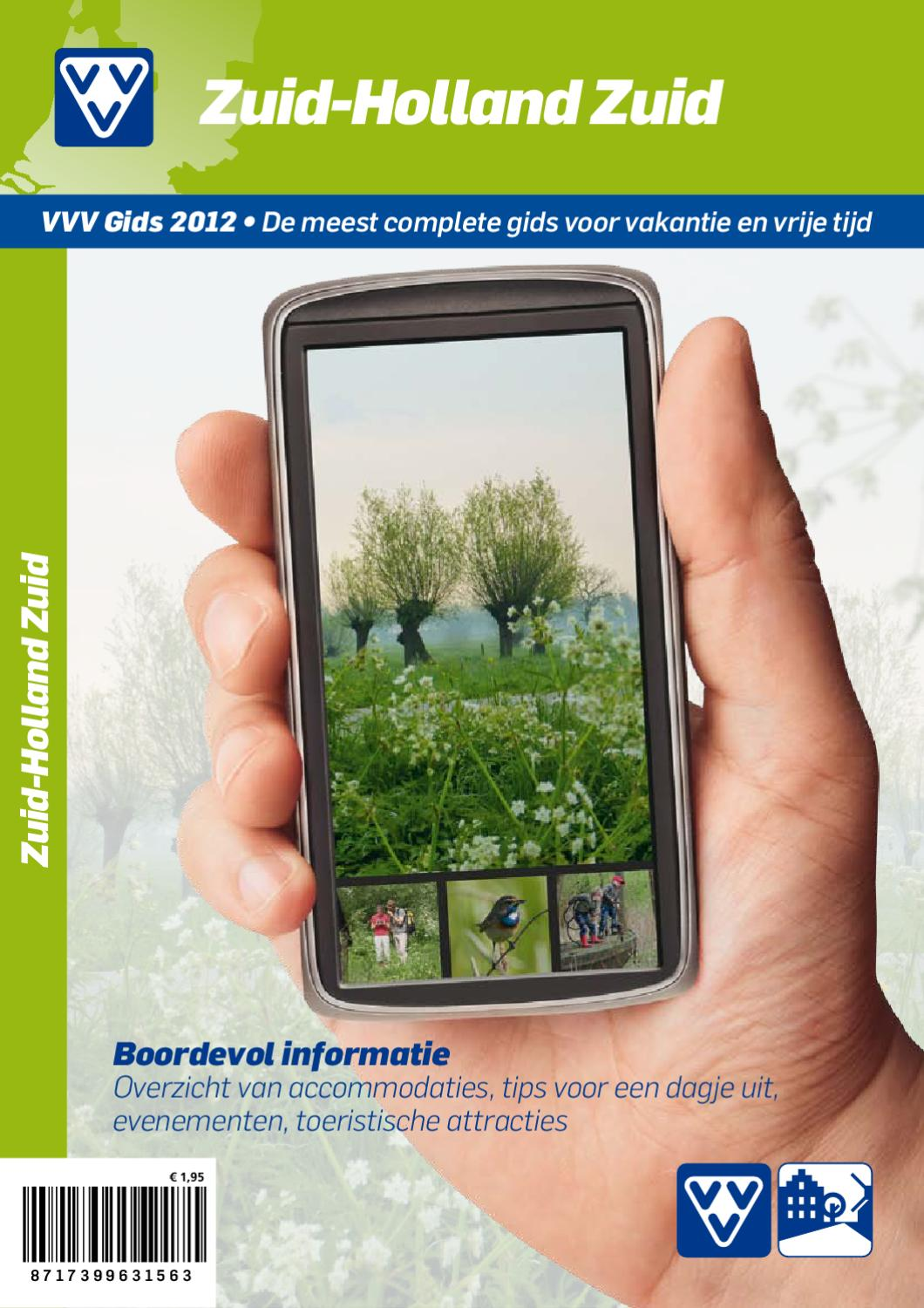 Vvv gids zuid holland zuid by vvv zuid holland zuid   issuu