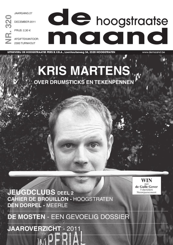 augustus 2011 - De Hoogstraatse Maand by De Hoogstraatse Maand - issuu