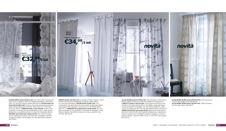 Ikea catalogo 2012 by commercializzando toscana page 167 for Ikea catalogo tende