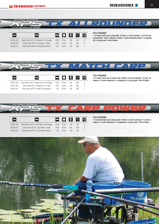 Catalogo trabucco 2012 2013 by trabucco fishing diffusion for Trabucco arredamenti catalogo