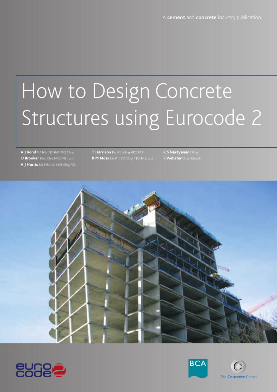 Structural Engineers Pocket Book: Eurocodes